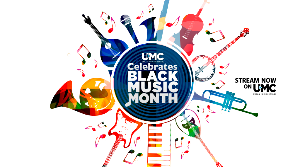 Black Music Month is Here!