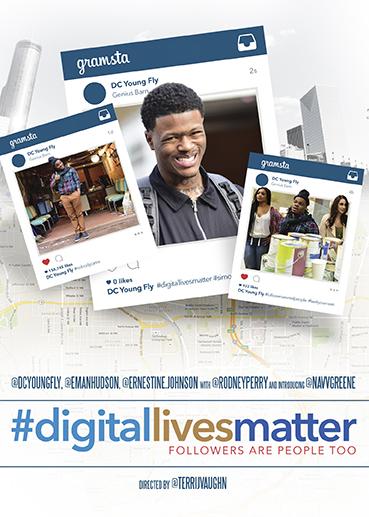 #DigitalLivesMatter