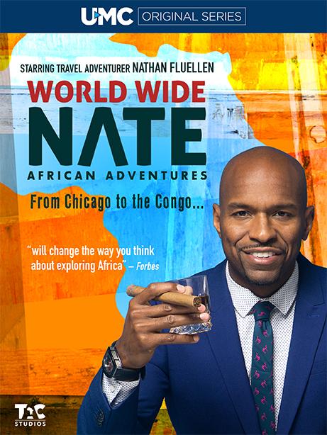 World Wide Nate: African Adventures